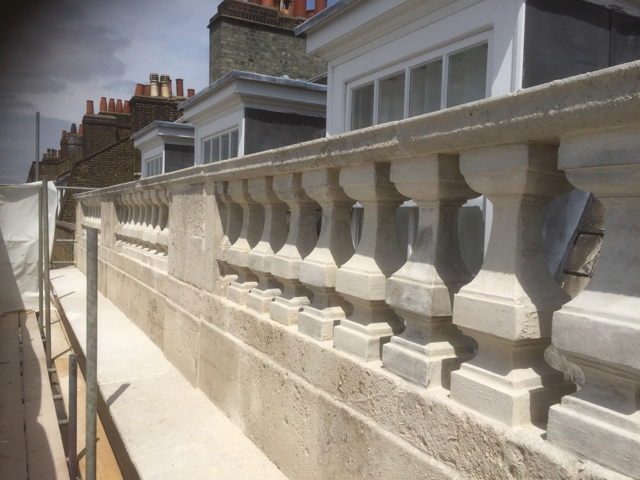 Stone Cleaning and Restoration Experts in London
